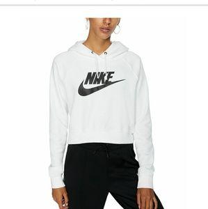 Nike Sportswear Essential Cropped Hoodie M